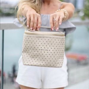"""kate spade """"Out to Lunch"""" Polka Dot Bag"""